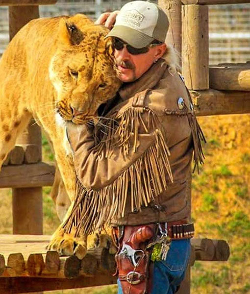 Tiger King: Murder, Mayhem and Madness Joe Exotic Jacket
