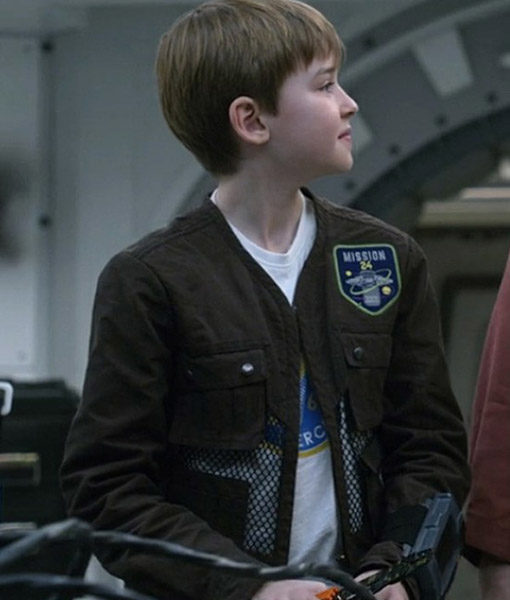 Will Robinson Lost In Space Jacket
