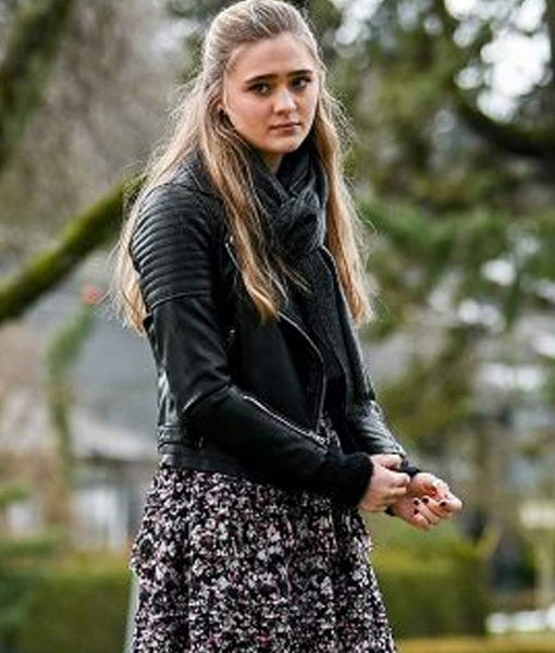 A Million Little Things S02 Lizzy Greene Leather Jacket