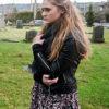 Sophie Dixon Leather Jacket