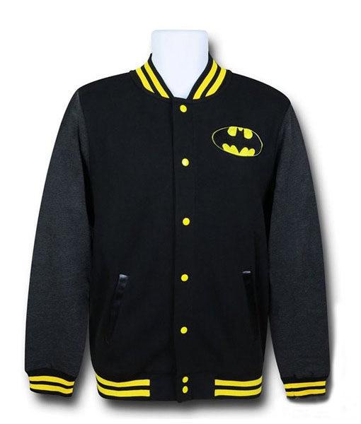 Classic Logo Varsity jacket