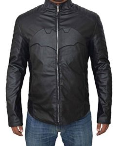 Batman V Superman Dawn of Justice Leather Jacket