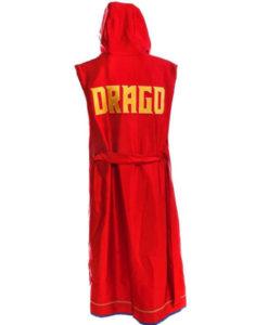 Viktor Drago Coat With Hood