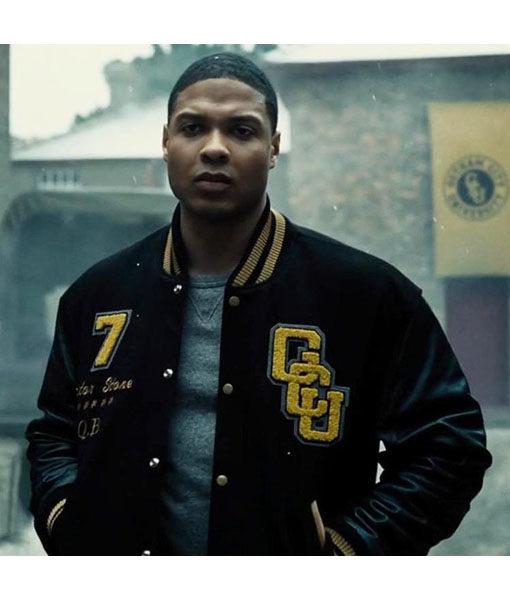 Justice League Letterman Jacket