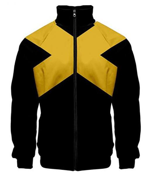 Dark Phoenix X-Men Team Jacket