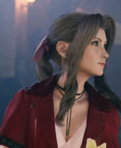 Final Fantasy VII Remake Aerith Gainsborough Jacket
