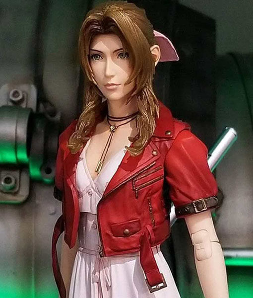 Aerith Gainsborough Jacket