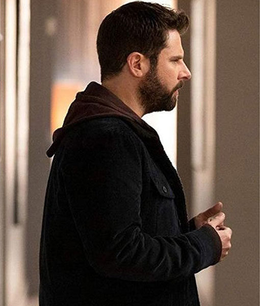 James Roday A Million Little Things Jacket