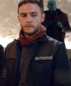 Leo Fitz Agents Of Shield Jacket