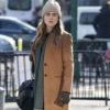Michaela Stone Trench Coat