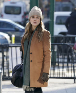 Michaela Stone Trench Coat