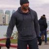 Dave Bautista Grey Hoodie