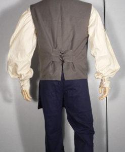 Jack Sparrow Pirates Of The Caribbean Vest