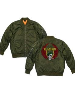 Cast & Crew Bomber Jacket