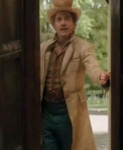 Robert Downey Jr Doctor Dolittle Coat