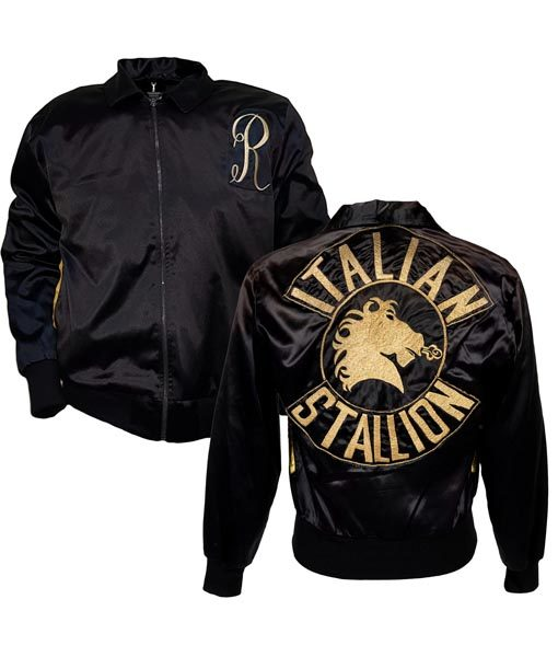 Rocky 3 Italian Stallion Jacket