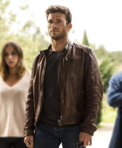 Scott Eastwood Overdrive Jacket