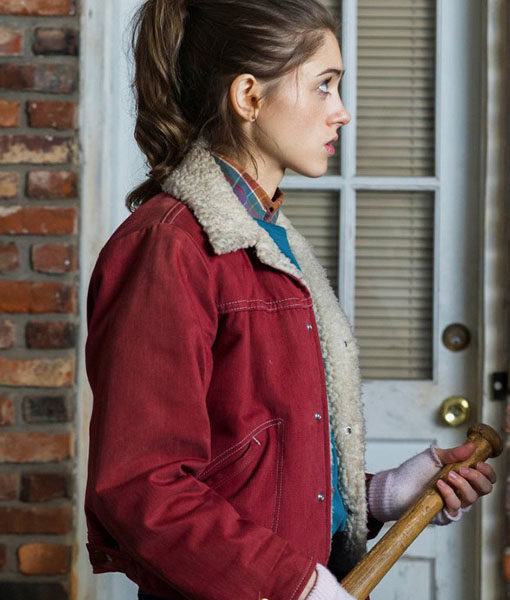 Nancy Wheeler Stranger Things Jacket