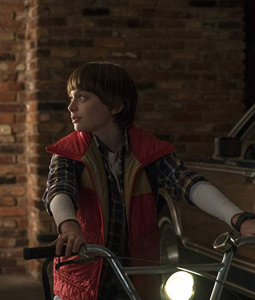 Stranger Things Will Byers Vest