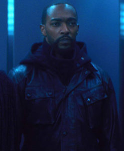 Altered Carbon S02 Leather Jacket