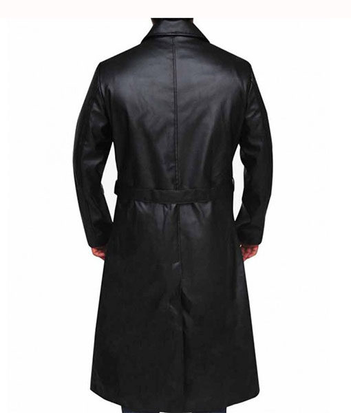The Grand Budapest Hotel Willem Dafoe Trench Coat