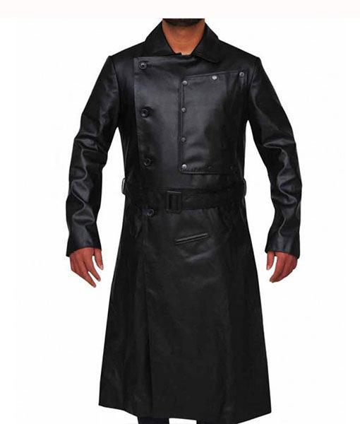 Willem Dafoe Trench Coat