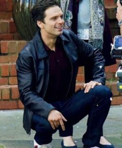 The Last Full Measure Sebastian Stan Leather Jacket