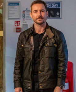 Dan Leather Jacket