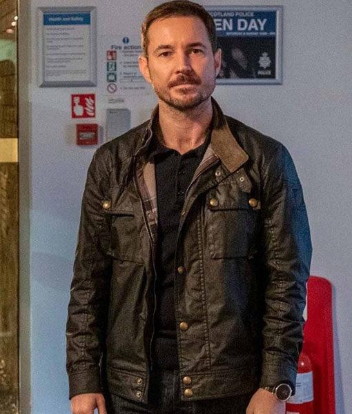 Dan Leather Jacket