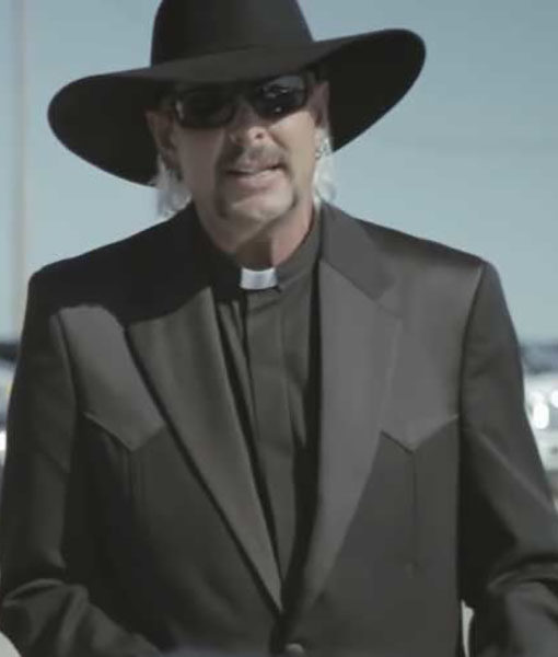 Murder Mayhem And Madness Joe Exotic Ems Coat