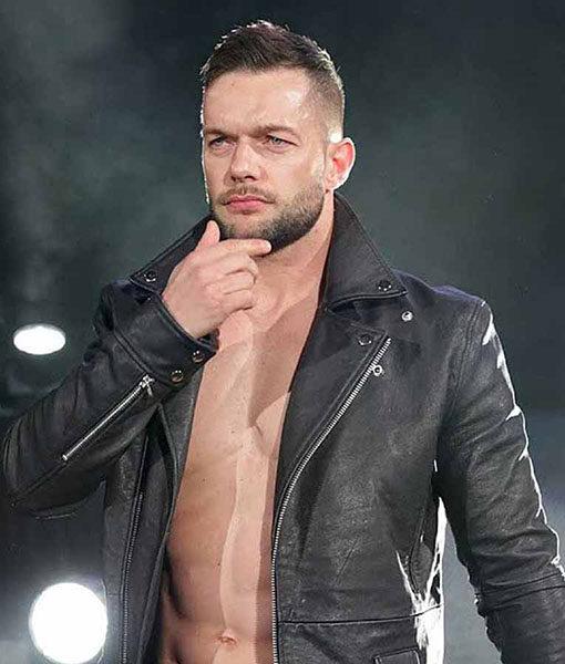 WWE Leather Jacket