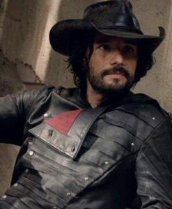 Westworld Hector Escaton Jacket