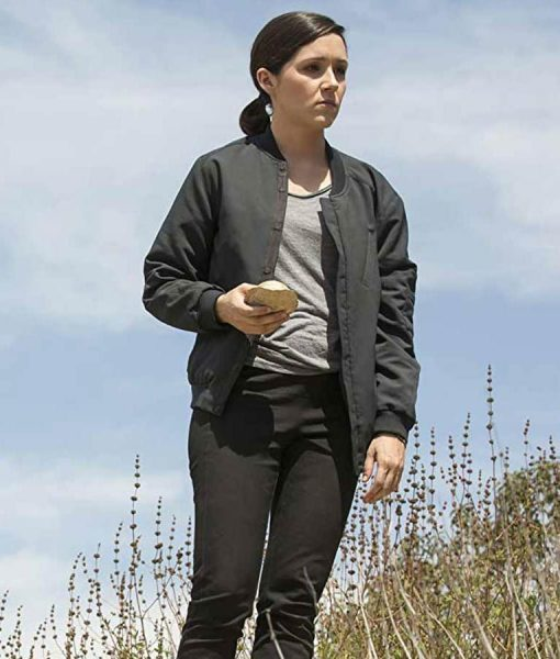 Westworld Shannon Woodward Jacket