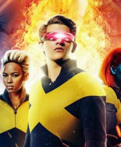 X-Men Team Jacket