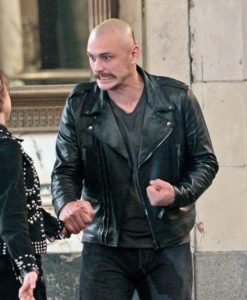 Dave Franco Zeroville Motorcycle Jacket