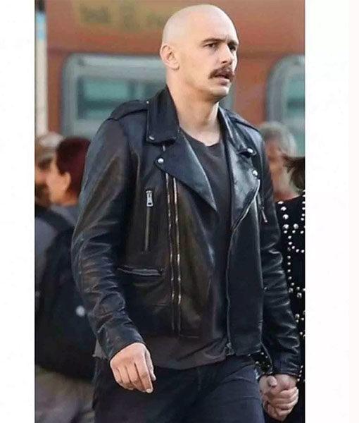 Dave Franco Motorcycle Jacket