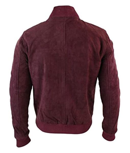 Black Mirror S05 Karl Leather Jacket
