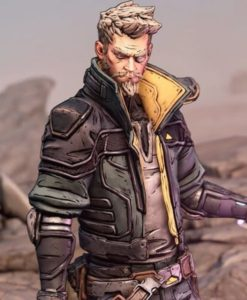 Borderlands 3 Zane Jacket