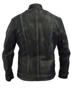 Dishonored Death Leather Jacket