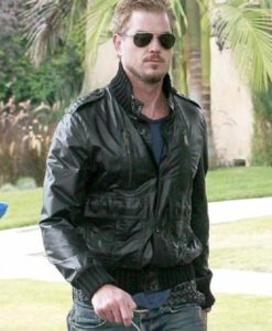 Eric Dane Grey's Leather Jacket