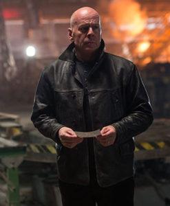 Extraction Leonard Leather Jacket