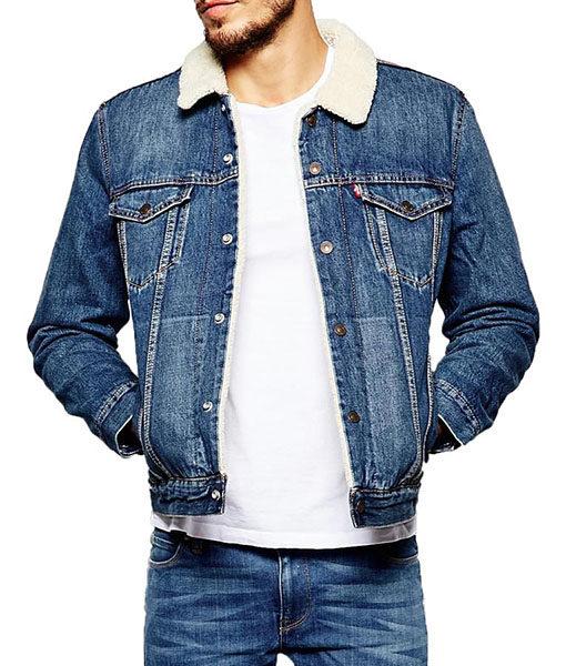Jughead Jones Riverdale Denim Jacket