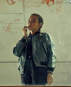 Killing Eve Jodie Comer Satin Jacket