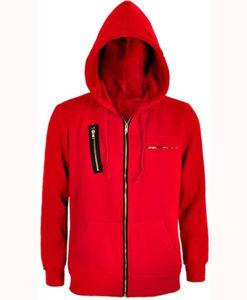 La Casa De Papel Hoodie Jacket