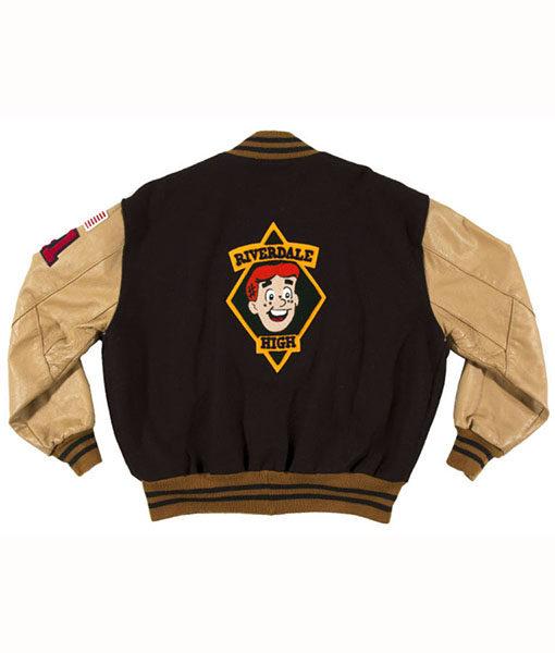 Pep Comic Riverdale Archie Andrews Letterman Jacket