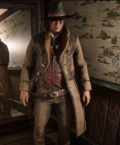 Red Dead Redemption 2 Montana Coat
