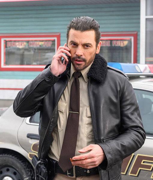 FP Jones Leather Jacket