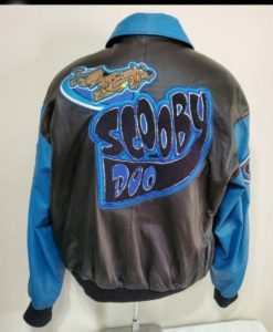 Scooby-Doo Leather Jacket