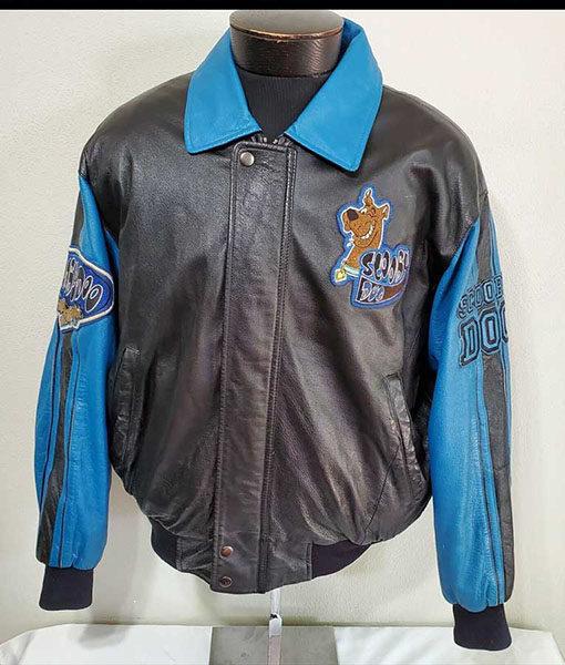 Scooby-Doo Leather Jacket