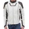 SpaceX Dragon Space Suit Leather Jacket